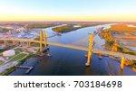 cochrane bridge over mobile...