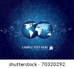 abstract background with place... | Shutterstock .eps vector #70320292