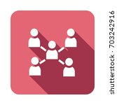 user connect  | Shutterstock .eps vector #703242916