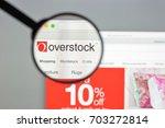 milan  italy   august 10  2017  ... | Shutterstock . vector #703272814