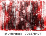 red black white aged grunge... | Shutterstock . vector #703378474