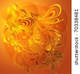 abstract composition with...   Shutterstock .eps vector #70338481