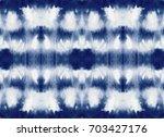 vector tie dye seamless pattern.... | Shutterstock .eps vector #703427176