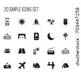 set of 20 editable journey...