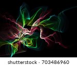 dark abstract background with a ... | Shutterstock . vector #703486960