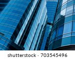 business office | Shutterstock . vector #703545496