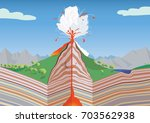 vector illustration of a... | Shutterstock .eps vector #703562938