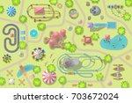a vector illustration of... | Shutterstock .eps vector #703672024