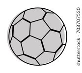 sports equipment design | Shutterstock .eps vector #703707520