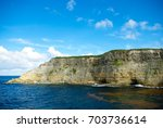 Guadeloupe Cliff
