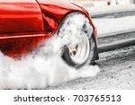 Front Wheel Drive Drag Racing...