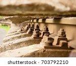 selective field of focus.... | Shutterstock . vector #703792210
