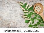 Herbal Medicine In Capsules...