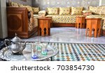 agadir  morocco   oct 1  2016 ... | Shutterstock . vector #703854730