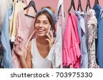 style  fashion  shopping and... | Shutterstock . vector #703975330