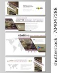social media email headers set  ...