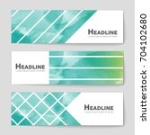 abstract vector layout... | Shutterstock .eps vector #704102680