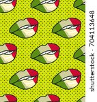 seamless pattern italy