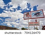 gallup  new mexico   july 22 ... | Shutterstock . vector #704126470