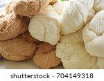 Handmade Thai Cotton Yarn For...