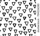 seamless vector pattern with...   Shutterstock .eps vector #704226280