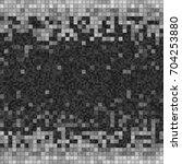 dark black color light abstract ... | Shutterstock .eps vector #704253880