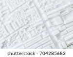 architecture model urban...   Shutterstock . vector #704285683