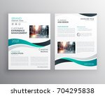 modern corporate business...   Shutterstock .eps vector #704295838