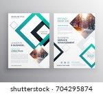 modern business flyer brochure...