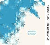 Blue Grunge Effect. Overlay...