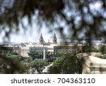 scenic view of floriana ... | Shutterstock . vector #704363110
