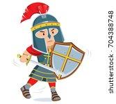 armor  | Shutterstock .eps vector #704388748