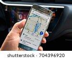 montreal  canada   august 23 ... | Shutterstock . vector #704396920