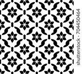 Floral Lattice Work Pattern....