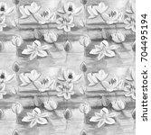 flowers     decorative... | Shutterstock . vector #704495194
