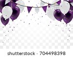 celebrate background. party... | Shutterstock .eps vector #704498398