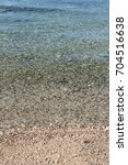 Small photo of Typical Adriatic beach