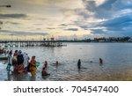 august 24 2017. kolkata west... | Shutterstock . vector #704547400