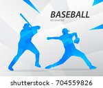 blue modern vector graphic... | Shutterstock .eps vector #704559826