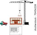 constructing | Shutterstock .eps vector #70456228