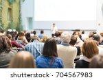 business and entrepreneurship...   Shutterstock . vector #704567983
