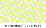 colorful textured seamless... | Shutterstock . vector #704575159