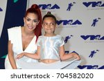 Small photo of LOS ANGELES - AUG 27: Farrah Abraham, Sophia Laurent Abraham at the MTV Video Music Awards 2017 at The Forum on August 27, 2017 in Inglewood, CA