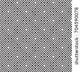 geometric black and white...   Shutterstock .eps vector #704590078