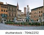 view on piazza della signoria...