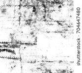 abstract radial vector halftone | Shutterstock .eps vector #704647480