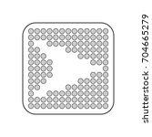 arrow signal light   Shutterstock .eps vector #704665279