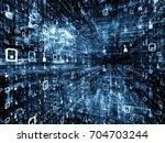 digital city series. backdrop... | Shutterstock . vector #704703244