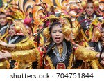 davao city  philippines  august ... | Shutterstock . vector #704751844