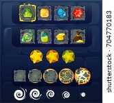 icons coins for the game...